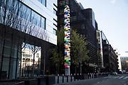 Public art in the City of London, England, United Kingdom.