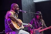 Brooklyn-based singer Jason Walker opened for Lucinda Williams.