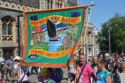 Pride 2014, Norwich 26 July 2014