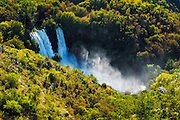 Manojlovac waterfall, Krka National Park, Dalmatia, Croatia