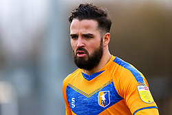 Stephen McLaughlin of Mansfield Town - Mandatory by-line: Ryan Crockett/JMP - 20/02/2021 - FOOTBALL - One Call Stadium - Mansfield, England - Mansfield Town v Cambridge United - Sky Bet League Two