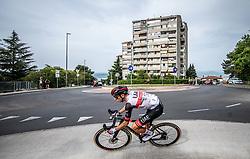 Tadej Pogacar during Slovenian National Road Cycling Championships 2021, on June 20, 2021 in Koper / Capodistria, Slovenia. Photo by Vid Ponikvar / Sportida