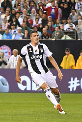 July 25, 2018 - Philadelphia, PA, U.S. - PHILADELPHIA, PA - JULY 25: Juventus forward Andrea Favilli (42) scores a goal during a International Champions Cup match between Juventus and FC Bayern Munich on July 25,2018, at Lincoln Financial Field in Philadelphia,PA. Juventus won 2-0. (Photo by Andy Lewis/Icon Sportswire) (Credit Image: © Andy Lewis/Icon SMI via ZUMA Press)