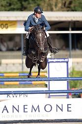 Snels Zoi, (NED), Floris TN<br /> Finale 5 jarige springpaarden <br /> KWPN Paardendagen Ermelo 2015<br /> © Hippo Foto - Leanjo de Koster