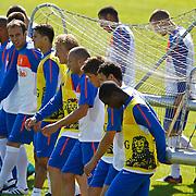 NLD/Katwijk/20100831 - Training Nederlands Elftal kwalificatie EK 2012, Joris Mathijssen