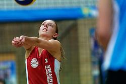 04-01-2020 NED: NK Beach volleyball Indoor, Aalsmeer<br /> Larissa Masselink #2
