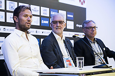 UCI Road World Championships Press Conference - 16 Sept 2017