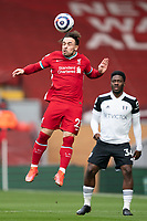Football - 2020 / 2021 Premier League - Liverpool vs Fulham - Anfield<br /> <br /> Liverpool FC's Xherdan Shaqiri in action during todays match  <br /> <br /> CreditCOLORSPORT/TERRY DONNELLY