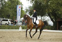 VON DER NAHMER Jasmin, Hokuspokus DM<br /> Trakehner Bundesturnier - 2011<br /> (c) www.sportfotos-Lafrentz. de/Stefan Lafrentz