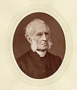 'Alfred Ollivant (1798-1882) c1878, English churchman who was Bishop of Llandaff 1842-188.'