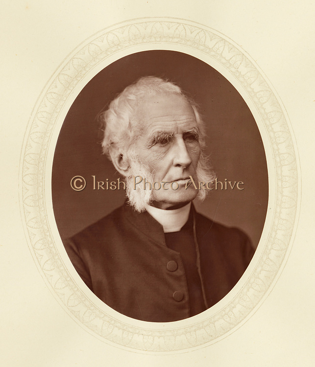 'Alfred Ollivant (1798-1882) c1878, English churchman who was Bishop of Llandaff 1842-188.'