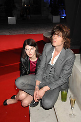 BEN GRIMES & JACKSON SCOTT at the Royal Academy of Art Summer Exhibition Preview Party on 4th June 2008.<br /><br />NON EXCLUSIVE - WORLD RIGHTS