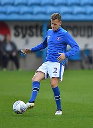 Carlisle United's Tom Miller
