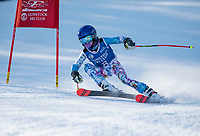 Gus Pitou GS with Gunstock Ski Club.   ©2021 Karen Bobotas Photographer