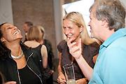 TABITHA JACKSON; IWONA LAZWICK; TONY ELLIOT, The Jarman award 2011. Whitechapel Gallery. London. 3 October 2011. <br /> <br />  , -DO NOT ARCHIVE-© Copyright Photograph by Dafydd Jones. 248 Clapham Rd. London SW9 0PZ. Tel 0207 820 0771. www.dafjones.com.