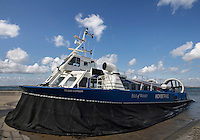 The Island Express hovercraft, Ryde, Isle of Wight