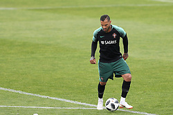 May 30, 2018 - Lisbon, Portugal - Portugal's forward Ricardo Quaresma in action during a training session at Cidade do Futebol (Football City) training camp in Oeiras, outskirts of Lisbon, on May 30, 2018, ahead of the FIFA World Cup Russia 2018 preparation matches against Belgium and Algeria...........during the Portuguese League football match Sporting CP vs Vitoria Guimaraes at Alvadade stadium in Lisbon on March 5, 2017. Photo: Pedro Fiuzaduring the Portugal Cup Final football match CD Aves vs Sporting CP at the Jamor stadium in Oeiras, outskirts of Lisbon, on May 20, 2015. (Credit Image: © Pedro Fiuza/NurPhoto via ZUMA Press)