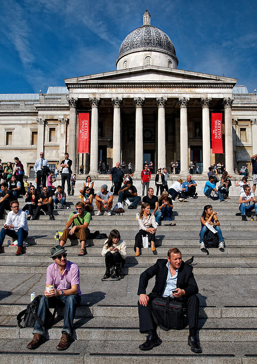 London - The National Gallery