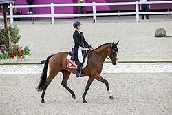 Godel Robin, SUI, Jet Set, 266<br /> Olympic Games Tokyo 2021<br /> © Hippo Foto - Dirk Caremans<br /> 31/07/2021