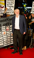 Jeremy Corbyn at the 'I, Daniel Blake' People's Premiere at Vue West End , London, England  October 18, 2016