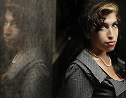 July 23, 2009 - London, UK -  Singer Amy Winehouse has been found dead at her flat.The 27-year-old was discovered at the property in north London by emergency services at around 3.54pm this afternoon. FILE PHOTOGRAPH. Photo credit : Shaun Curry/LNP (Credit Image: © Shaun Curry/Lnp/London News Pictures/ZUMAPRESS.com)