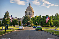 Washington State Capitol (Legislative Building) & Campus
