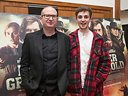 NO FEE PICTURES<br /> 22/8/19 Director Ivan Kavanagh and Sean Gormley at the Irish Preview screening of Never Grow Old at the Savoy cinema in Dublin Picture: Arthur Carron