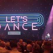 NLD/Amsterdam/20171117 - Muziekfeest Let's Dance 2017, podium