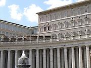 Italy, Rome, Vatican, St. Pietro (St Peter's) square