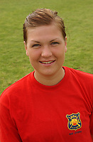 Fotball<br /> Toppserien kvinner 2005<br /> Foto: Digitalsport<br /> <br /> Kaia Ruud Solem - Røa