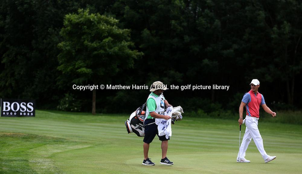 Martin KAYMER (GER) during fourth round BMW International 2013, Golfclub Munchen Eichenried,Munich,Bavaria,<br /> Germany.
