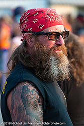 78th annual Sturgis Motorcycle Rally. Sturgis, SD. USA. Thursday August 9, 2018. Photography ©2018 Michael Lichter.