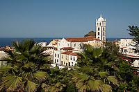 Espagne, Iles des Canaries, ile de Tenerife, Ville de Garachio // Spain, Canary islands, Tenerife, Garachio city