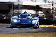 January 24-28, 2018. IMSA Weathertech Series ROLEX Daytona 24. 90 Spirit of Daytona Racing, Cadillac DPi, Tristan Vautier, Matthew McMurry, Edward Cheever