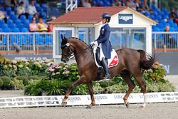 Fernandez Elena, SUI, Sueno II<br /> European Championship Dressage - Hagen 2021<br /> © Hippo Foto - Dirk Caremans<br /> 07/09/2021