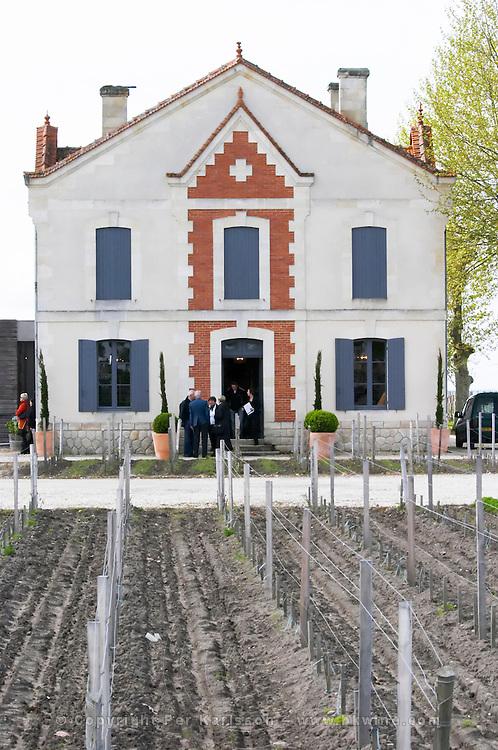 winery ch gd barrail lamarzelle figeac saint emilion bordeaux france