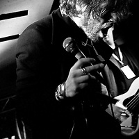 Paris Riots perform live at In The City, One Central, Manchester, UK, 2008-10-06