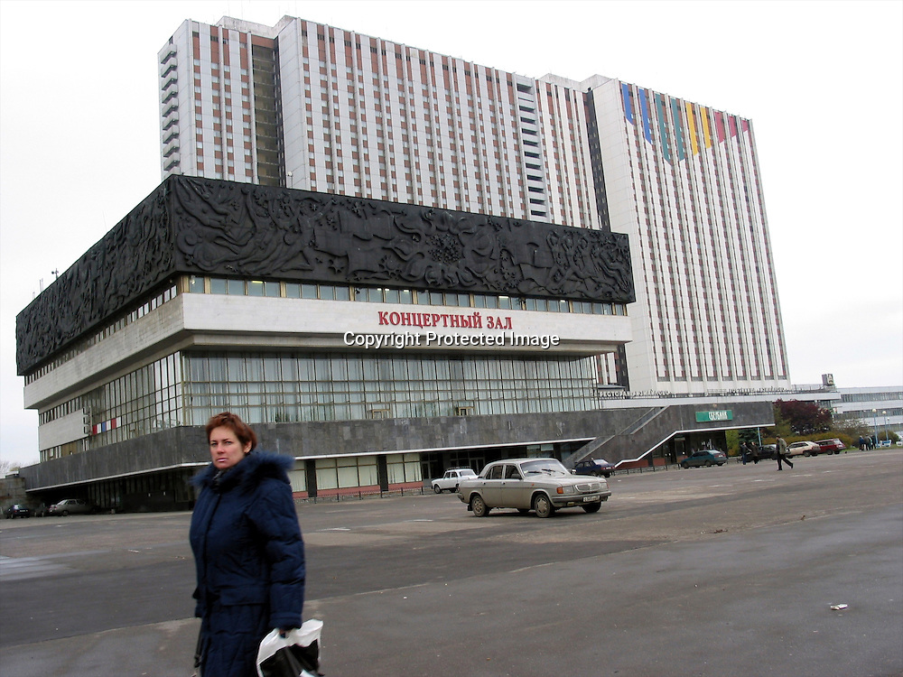 hotel in moscow
