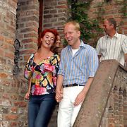 Presentatie musical Hamelen, Kim Lian van der Mei en Danny Rook
