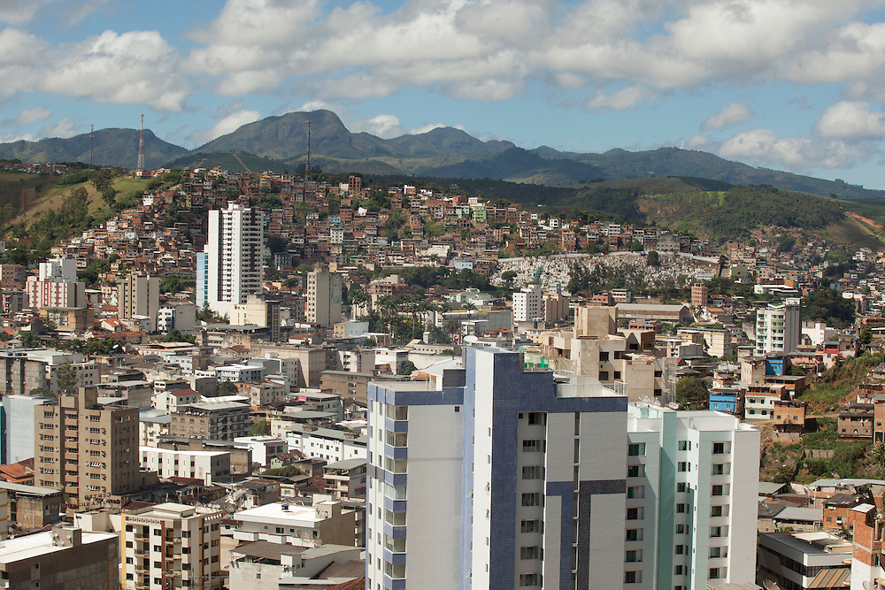 Manhuacu_MG, Brasil.<br /> <br /> Vista da cidade de Manhuacu, Minas Gerais.<br /> <br /> Manhuacu view in Minas Gerais.<br /> <br /> Foto: ALEXANDRE MOTA / NITRO