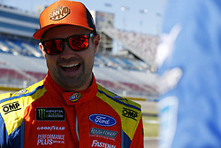 September 14, 2018 - Las Vegas, Nevada, United States of America - Ricky Stenhouse, Jr (17) hangs out on pit road before qualifying for the South Point 400 at Las Vegas Motor Speedway in Las Vegas, Nevada. (Credit Image: © Chris Owens Asp Inc/ASP via ZUMA Wire)