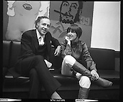 Mary Quant in Dublin.15/05/1970