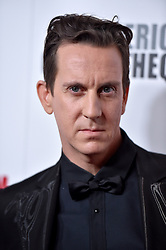 Jeremy Scott attends the 30th Annual American Cinematheque Awards Gala at The Beverly Hilton Hotel on October 14, 2016 in Beverly Hills, California. Photo by Lionel Hahn/AbacaUsa.com
