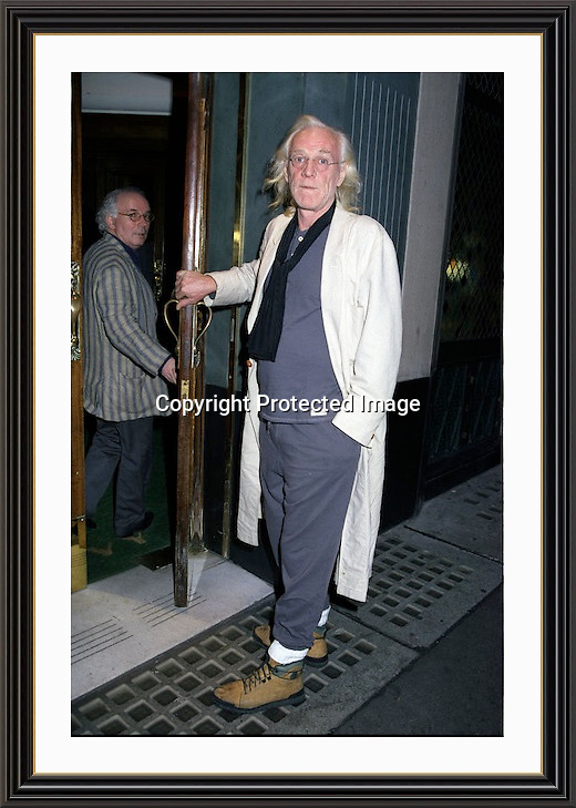 Richard Harris Pictured at the Ivy London<br />