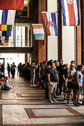The Los Angeles Times Festival of Books held at USC in Los Angeles, California on Saturday, April 22, 2017