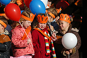 Zijne Hoogheid Prins Floris van Oranje Nassau, van Vollenhoven en mevrouw mr. A.L.A.M. Söhngen zijn donderdag 20 oktober in het stadhuis van Naarden in het burgelijk huwelijk getreden. De prins is de jongste zoon van Prinses Magriet en Pieter van Vollenhoven.<br /> <br /> 20OCT, 2005 - Civil Wedding Prince Floris and Aimée Söhngen. <br /> <br /> Civil Wedding Prince Floris and Aimée Söhngen in Naarden. The Prince is the youngest son of Princess Margriet, Queen Beatrix's sister, and Pieter van Vollenhoven. <br /> <br /> Op de foto / On the photo;