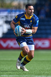 Ben Te'o of Worcester Warriors in action - Mandatory by-line: Craig Thomas/JMP - 13/04/2019 - RUGBY - Sixways Stadium - Worcester, England - Worcester Warriors v Sale Sharks - Gallagher Premiership Rugby