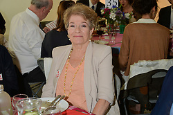 DAME JANET SUZMAN at a lunch in aid of the charity African Solutions to African Problems (ASAP) held at the Louise T Blouin Foundation, 3 Olaf Street, London W11 on 21st May 2014.