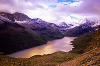 Lac de Dix, Haute Route, Switzerland