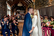 Wedding at GG's Yard in Dumfriesshire